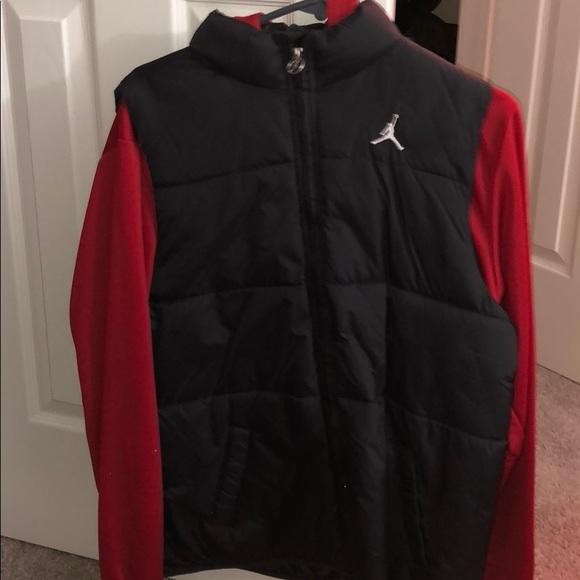 3e6029f77bdf66 Jordan Other - Jordan vest jacket